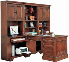 richmond complete modular partners desk wall unit in 2020