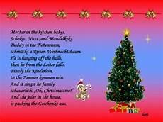 a weihnachtsgedicht