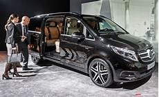 Mercedes Reveals New V Class Mpv Autoconception
