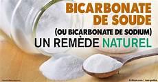 usage du bicarbonate de soude bicarbonate de soude ou bicarbonate de sodium