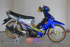 Modifikasi Smash 2005 by Modifikasi Smash 2005 Kar Multi Aseso Berjubah
