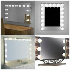 see the difference with a wall mounted light up mirror warisan lighting
