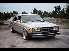 Mercedes W123 Tuning Wow