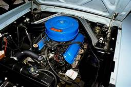 1964 1/2 Mustang Convertible 260 Air Cleaner  Ford