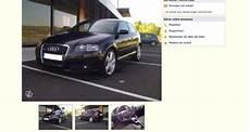 Le Bon Coin Une Audi A3 Pour Les Mecs Virils