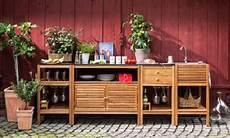 Outdoor Küche Holz - outdoor k 252 che aus holz holz vom fach