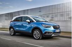 Opel Crossland X Versions Opel Crossland X Gets New Lpg Version From 21 200