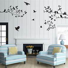 Home Decor Ideas Wall Stickers by Sale Birds Tree Wall Stickers Home Decor Living Room Diy