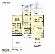 one story craftsman house plans rustic house plans one story rustic home designs in 2020