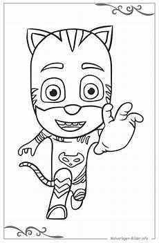 Pj Mask Malvorlagen Gratis Pj Masks Pyjamahelden Kostenlose Ausmalbilder F 252 R Kinder