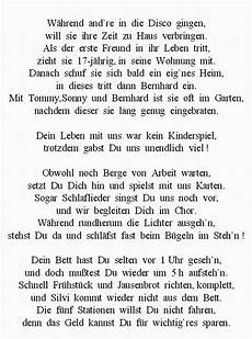 Geburtstagssprüche Für Mann - gedichte zum geburtstag f 252 r geburtstagsspr 252 che
