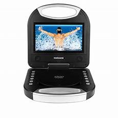 dvd player tragbar magnavox 7 quot portable dvd player with remote and