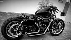 Harley Sportster 883 R Bobber
