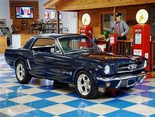 1965 Ford Mustang Coupe  Caspian Blue Classic