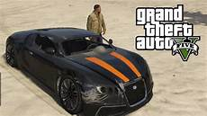 How To Find Bugatti In Gta 5 by Gta V Bugatti Veyron Remake Quot Vehicle Location