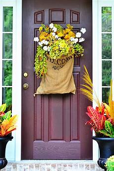 Decorations Front Door by 15 Fall Door Decorations Ideas For Decorating Your Front