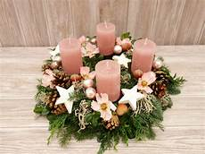 adventskranz adventskranz rosa adventskr 228 nze