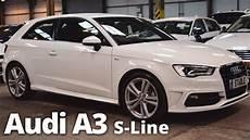 Audi A3 S Line - 2016 audi a3 s line 1 6 tdi 110ps walk around