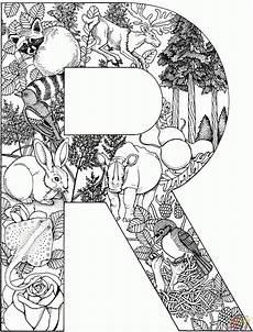 Malvorlagen Buchstaben Mit Tieren Ausmalbilder Buchstaben Tiere Kinderbilder