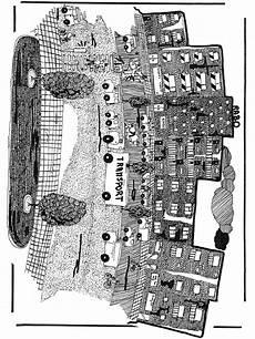 Malvorlagen New York Version Stadt Ausmalbilder H 228 User