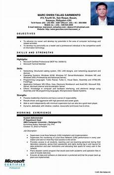 sle resume for ojt architecture student of 20 the best