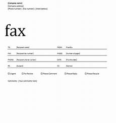 professional fax cover sheet free printable letterhead