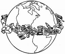 malvorlagen umweltschutz gratis