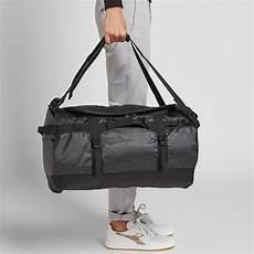 the black label base c duffel bag black