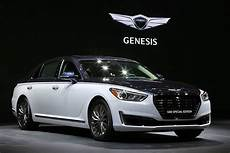 genesis g90 made its official debut at seoul auto show drivers magazine