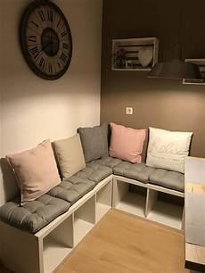 Kallax Ikea Ideen - kallax shelf corner seat ikea ideas kallax kallax