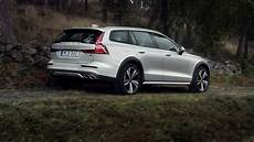 2020 Volvo V60 Cross Country Is Ready To It Roadshow