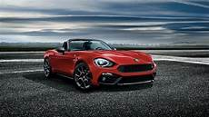 Fiat 124 Spider Abarth 2017 Wallpapers 2017 fiat 124 spider abarth wallpapers hd images