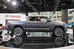 Toyota 2019 Tundra Diesel Concept Revealed