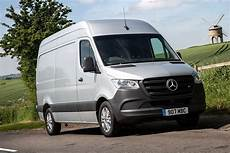 mercedes sprinter 2018 review driving