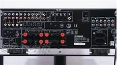 yamaha rx v559 dolby digital 6 1 av receiver