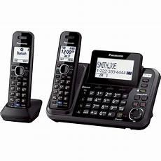 panasonic bluetooth 2 handset dect 6 0 cordless wireless
