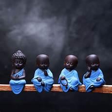 small buddha statue statuette decor ceramic