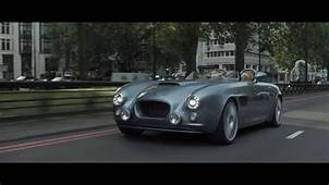 Bristol Cars Unveil Latest Model BULLET  OFFICIAL YouTube