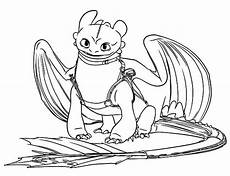 Ausmalbilder Dragons Ohnezahn Hiccup And Toothless Are Bestfriend In How To Your