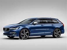 Volvo V60 2018 Erste Informationen Autozeitung De