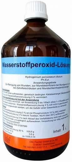 wasserstoffperoxid loesung 3 ph eur 1000 ml kaufen