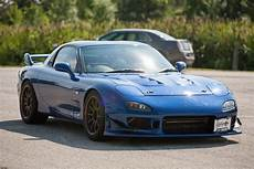 2002 mazda rx 7 spirit r type a right