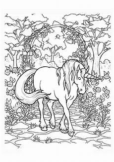 120 ausmalbilder einhorn coloring pages