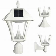 outdoor lighting solar wall dusk to dawn light white l light fixture led ebay