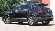 volkswagen new tiguan r line 2018 black pearl 19 inch