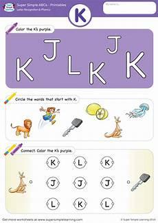 phonics worksheets letter j 24389 letter recognition phonics worksheet k uppercase simple
