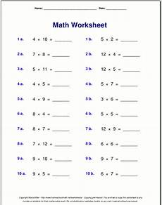 multiplication worksheets for grade 3 free math worksheets 4th grade math worksheets math