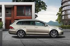 Vw Golf Variant Exclusive Bilder Autobild De