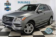 2015 used mercedes m class 4matic 4dr ml 250 bluetec