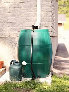 Conserve Water With A Barrel Hgtv